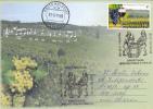 VITICULTURE ,Wine,Vins,Grape,2010 Cover FDC , Sent To Mail In First Day! Moldova. - Vini E Alcolici