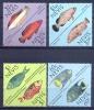 NEVIS, 1987 - Salt Water Fish Mnh**