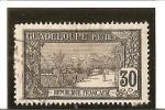 LA GRANDE SOUFRIERE  N° 63  Oblitéré - Used Stamps