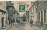RUGLES - Rue De La Gare (belle Animation Avec Automobile) - Non Classificati