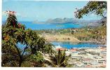 SAINT-LUCIA-2 : CASTRIES : Panorama - Saint Lucia