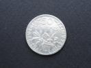 1911 - 50 Centimes Semeuse - Argent - France