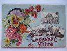 35 - BB -  UNE PENSEE  DE VITRE - Vitre