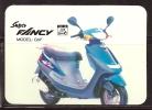 1995 Pocket Poche Bolsillo Calender Calandrier Calendario  Motorbikes Motorcycles Motos Husky Fancy  Collection Of  3 - Calendars