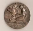 Médaille/Electricité De France Et Gaz De France/ Modéle Argent/vers 1950-1960                D14 - Non Classés