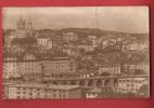 P0228 Lausanne Vue Générale. Sepia. Circulé Sous Enveloppe.. - VD Vaud