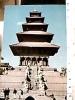 Nepal - Nytapole, Bhadgaon, Katmandu, Nepal - S1971  DP6067 - Nepal