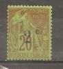 REUNION  N° 45 * T.B. - Reunion Island (1852-1975)