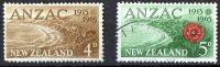 New Zealand 1965 Anzac Used - New Zealand