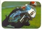 1985 Pocket Poche Bolsillo Calender Calandrier Calendario  Motorbikes Motorcycles Motos  Suzuki - Big : 1981-90