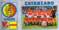 Figurine Panini 1974 /75... Scudetto Del Catanzaro - Panini