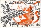 86  VIENNE  -  UN BICENTENAIRE ETONNANT A L EST  -  ILLUSTRATION GASTON TOURAINE  -  1989 - Non Classés