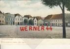 Rügenwalde V. 1904 Markt Mit Geschäfte  (27373) - Pommern