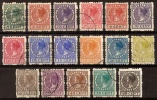 Nederland Netherlands Pays Bas (1928) Vierzijdige Roltanding  40/56  Gestempeld (used, Oblitere) Syncopated - Carnets