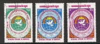 KAMPUCHEA  1983 (°) Used- The International Forum For Peace In South-Est Asia - Kampuchea