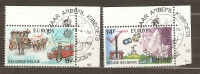 Belgie 1979 Nr 1930 - 1931 1e Dagafstempeling - Used Stamps