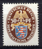 DR 1926 - Mi.401X (Sc.B18, Yv.393) MNH (VF) - Deutschland