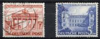 BERLIN 1949 - Mi.59-60 (Sc.9N59-60) Used (VF) - Usati