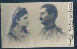 Apara Draga, Reine De Serbie, Alexander 1er, Roi  De Serbie, - Serbie