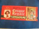 BUVARD...PAIN D EPICE VANDAMME..PAVE DES ROIS..N°5  LE BONNET D ANE.....FRAIS DE PORT 0.80 EURO - Pan Di Zenzero