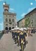 San Marino - Palais Du Gouvernement - Garde Noble - Saint-Marin