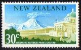 New Zealand 1967 30c National Park Used - New Zealand