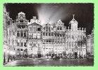 CP / BELGIQUE / BRUXELLES - BRUSSEL / Maison Des Corporations Vers 1950 (TB Flamme De 1960 Au Dos) - Bruxelles La Nuit