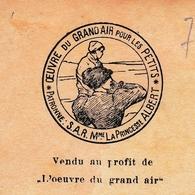 Dottignies Photo Argentique G. Hamesse Belgique Oeuvre Du Grand Air Pour Les Petits SAR Prince Léopold - Belgique