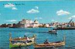 POST CARD OF THE DGHAJSA MAN,MALTA,Y1. - Malta