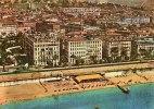 [06] Alpes Maritimes > Nice > Hôtel BEAU RIVAGE  (vue Aérienne -année 1968 )  * PRIX FIXE - Cafés, Hôtels, Restaurants