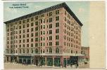 Texas San Antonio Gunter Hotel  Edit H. Budow - San Antonio
