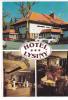 19647 Hotel Lysiny , Praha Pod Lysinami 1; Foto Libuse Hubiockova -vytiskl TRS & TIGR - Tchéquie