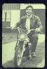 1988 Pocket Poche Bolsillo Calender Calandrier Calendario  Motorbikes Motorcycles Motos Joaquim Agostinho - Calendars