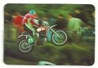 1989 Pocket Poche Bolsillo Calender Calandrier Calendario  Motorbikes Motorcycles Motos Motocross - Big : 1981-90