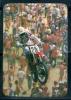1989 Pocket Poche Bolsillo Calender Calandrier Calendario  Motorbikes Motorcycles Motos Motocross - Calendars