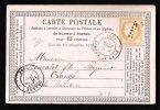 30 PONT-SAINT-ESPRIT FRUITS CONFITS PRECURSEUR VORLÄUFER 1874 Pour ORANGE VAUCLUSE - Pont-Saint-Esprit