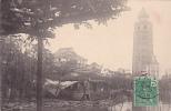 19666 Viet-nam Tonkin Sans Doute, Pas De Légende ; Tour Timbre  5 Indochine Francaise - Viêt-Nam