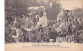 19678 NANTES  FETES MI-CAREME 1928 - Chars Langouste Bécassine Peuax Rouges -13 Nozais- - Nantes