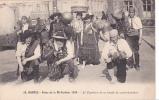 19680 NANTES  FETES MI-CAREME 1928 - Zapatero Bande Contrebandiers- 18 Nozais- Gitan - Nantes