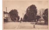 19683 Le Houlme, Route De Dieppe Et Parc Communal. éd Prin Lib Houlme - France