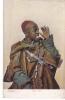 19690 Gamin Arage. Tanger - Benzaquen - Pied De Nez -timbre 5 Cent Espana Surcharge Marruecus? - Enfants