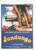 CINEMA CARTONCINO PUBBLICITARIO FILM -  FANDANGO 1985 DESCRIZ. SUL RETRO - Pubblicitari