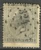 Belgique 17A  Obl.  L 324 St Hubert - 1865-1866 Profil Gauche