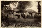 ESSE - (35150) - CPA - Essé, La Roche Aux Fées - Monument Mégalithique - Dolmen - France