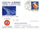 ITALIA ITALY MONZA 1965 TROFEO CARACCIOLO TROPHY AUTO CAR RACING TIKKA CHIODO ANTIGHIACCIO AUTOMOBILE CLUB MILANO - Manifestazioni