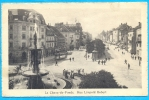 Switzerland - La Shaux -Du - Fonds (NE) Rue Leopold Robert  (1918) - NE Neuchâtel