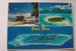 Bora Bora - Paysage Féérique De Tahiti Et Ses îles - N°1089 - Polynésie Française