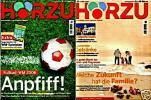 2 X HÖR ZU Fernsehzeitschriften  -  Vom Mai 2006  -  Für Sammler Und Mecki Freunde - Film & TV