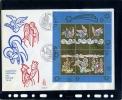 Vaticano - Fdc Venetia 1988 - Natale BF - FDC