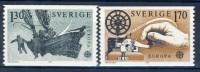 ##D1118. Sweden 1979. EUROPE/CEPT. Michel 1058-59. MNH(**) - Sweden